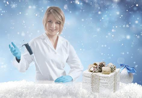 Juletilbud:  Spar 20 % på alle modeller af Gilson Pipetman L og G